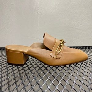 Burberry Loafer Chill 45 Camel NWOT